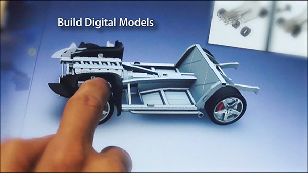 Monzo Digital Model Kits