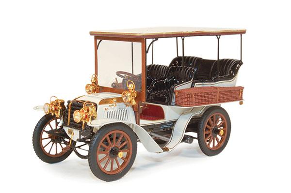 Minichamps Mullin Collection 1902 Panhard & Levassor Type B1 Rear Entrance Tonneau