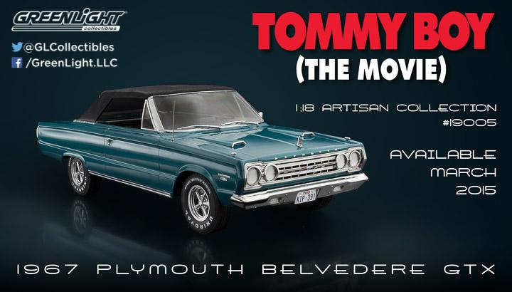Tommy Boy GTX in 1:18