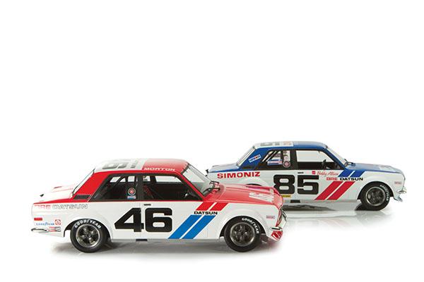 BRE Datsun 510 from RetroMotoring & Co.