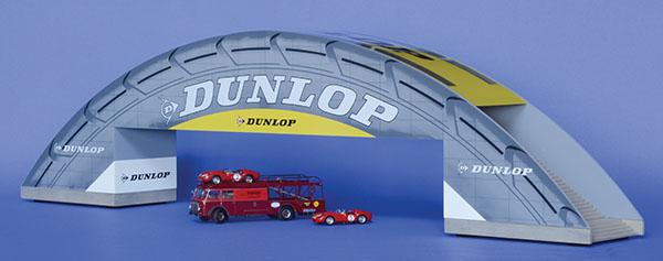Spark Dunlop Bridge at Le Mans