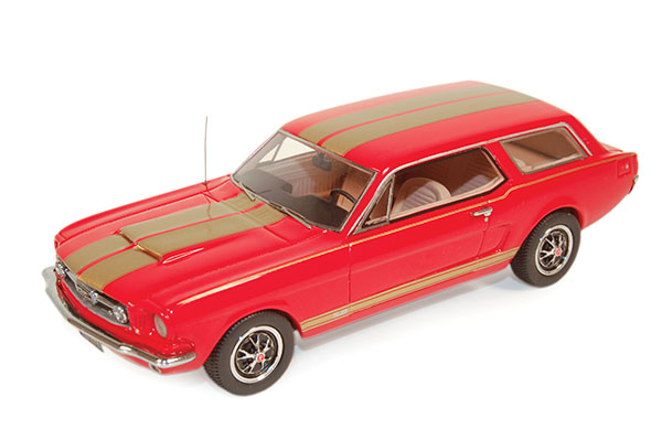 Matrix Intermeccanica 1965 Mustang Station Wagon