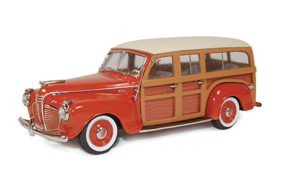Conquest/JMModelautos 1941 Plymouth Station Wagon