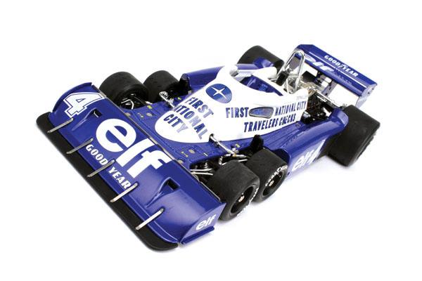TSM 1977 Monaco GP Tyrrell P34 no.4