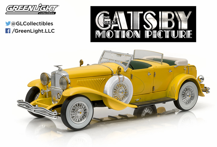 GreenLight's Great Gatsby roadster is a Duesy!