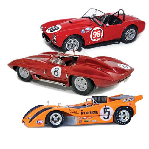 Racing Replicas That Should Have Been