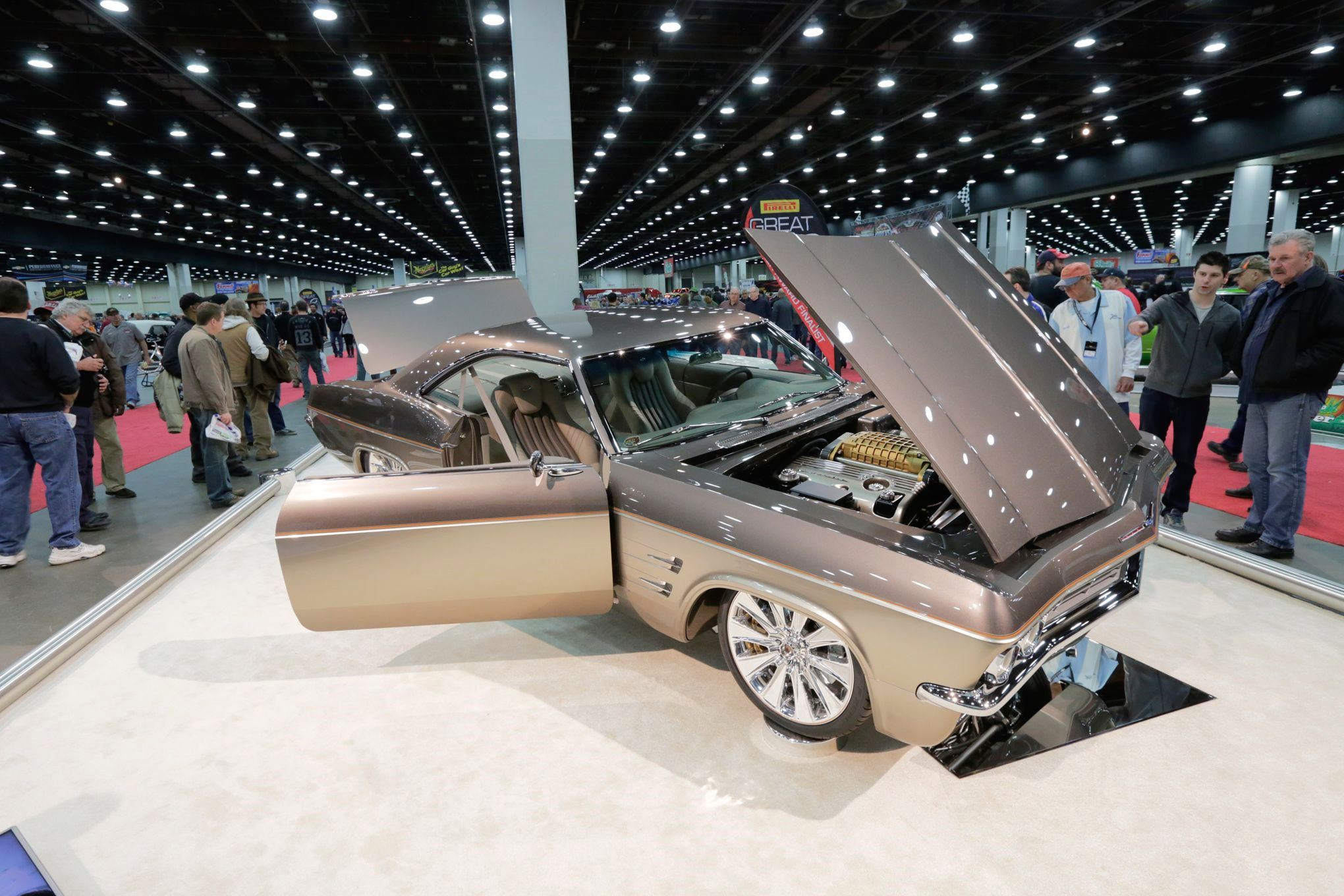 "Foose-designed ""Impostor"" Impala wins Best Hot Rod at Detroit Autorama"