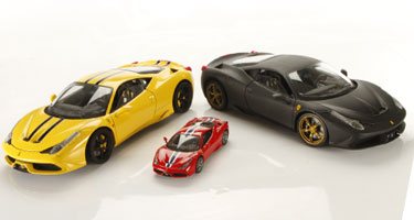 Out of the Box Online Exclusive! – Hot Wheels Elite Ferrari 458 Speciale