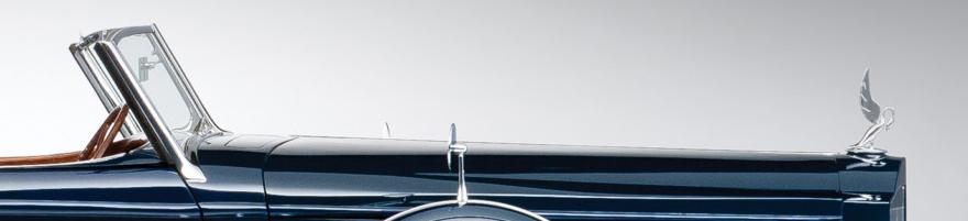 1934 Packard Twelve Convertible Victoria - WCIT