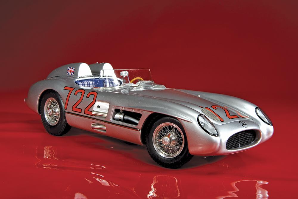 Moss+Mercedes Mille Miglia Magic