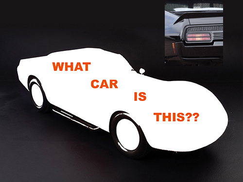 What Car Is It?