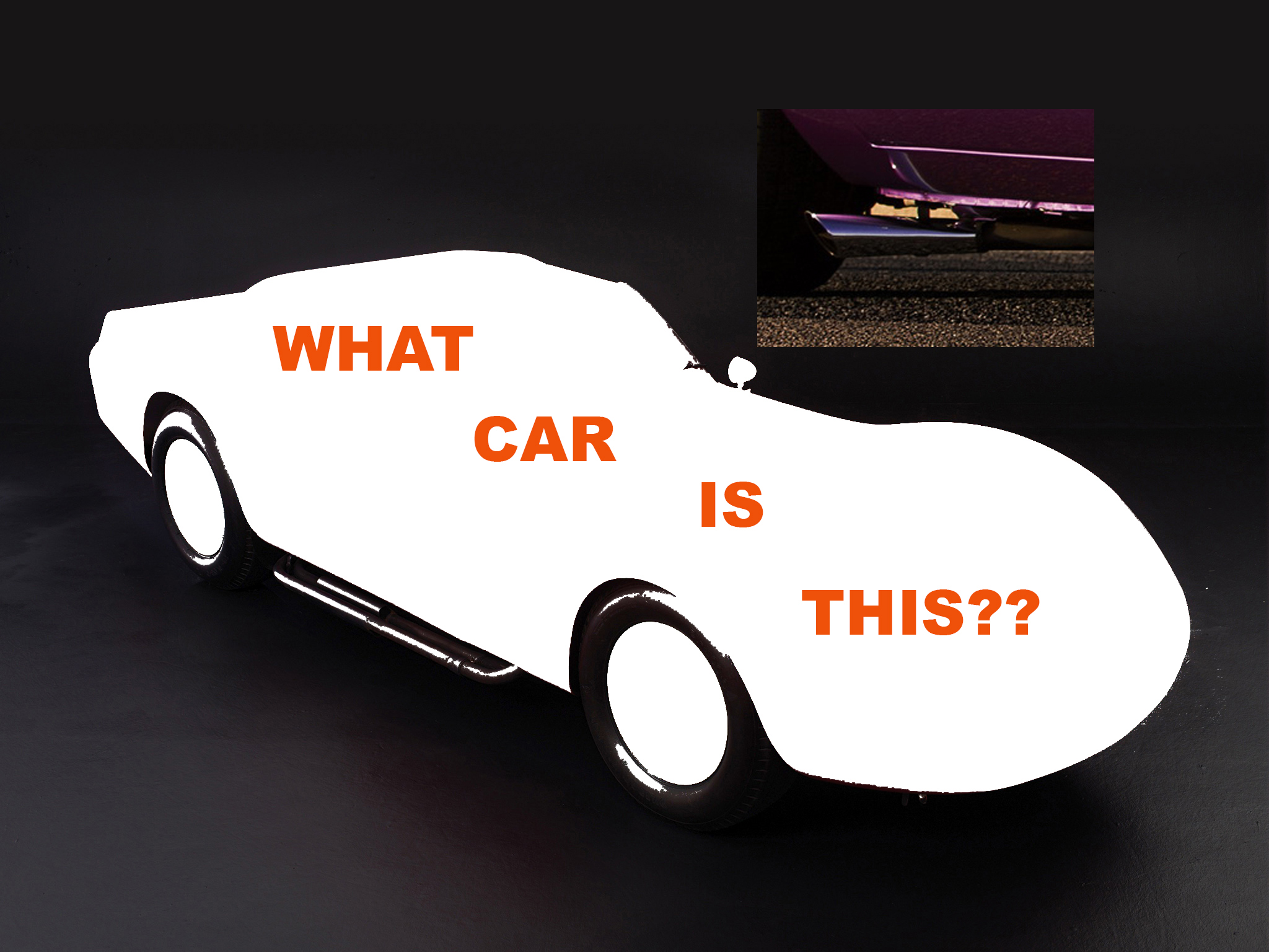 What Car Is This???