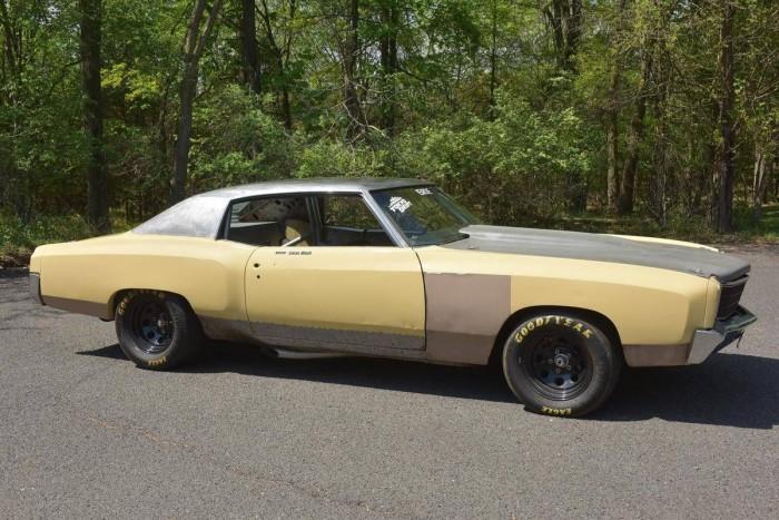 1971Chevrolet Monte Carlo, Fast and Furious, Tokyo Drift, diecast, replica, collectible, 1:18, Ertl, Auto world, stunt, movie car