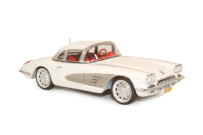 Cleaned-up Corvette