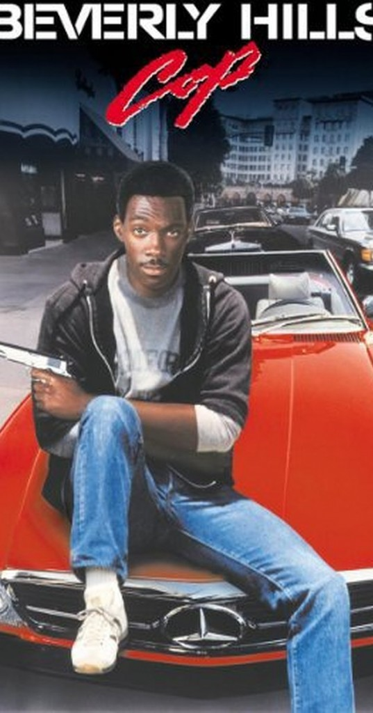 Beverly Hills Cop, Eddie Murphy, Nova, movie