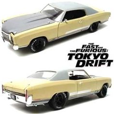 Monte Engine, 350, 1971Chevrolet Monte Carlo, Fast and Furious, Tokyo Drift, diecast, replica, collectible, 1:18, Ertl, Auto world, stunt, movie car