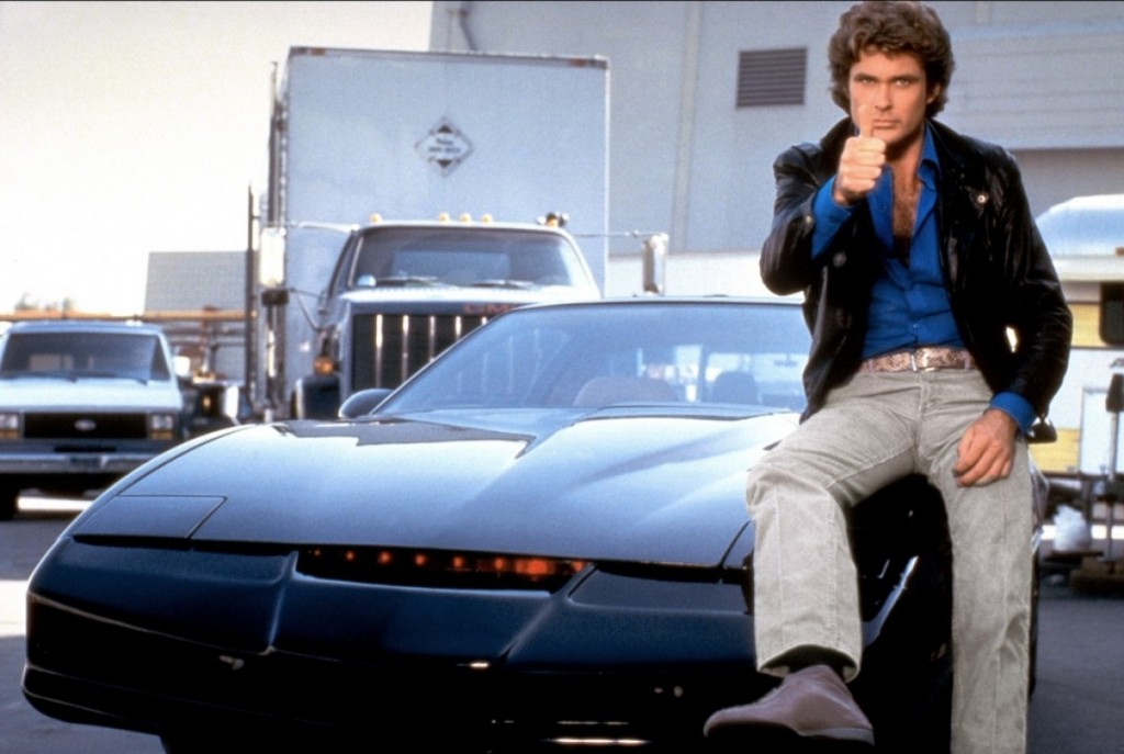 Hasselhoff, KITT, Knight Rider, Trans Am, Hot Wheels, Elite, diecast, replica, TV