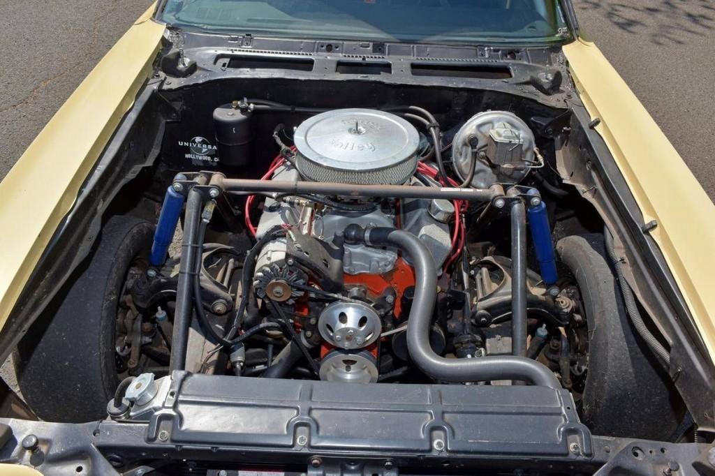 Monte Engine, 350, 1971Chevrolet Monte Carlo, Fast and Furious, Tokyo Drift, diecast, replica, collectible, 1:18, Ertl, Auto world, stunt, movie car