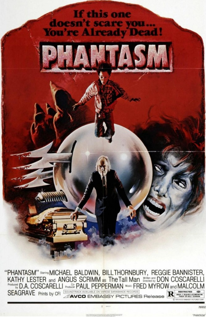 Phantasm, Movie, Horror, Cult, Cuda, Tall Man, diecast, replica