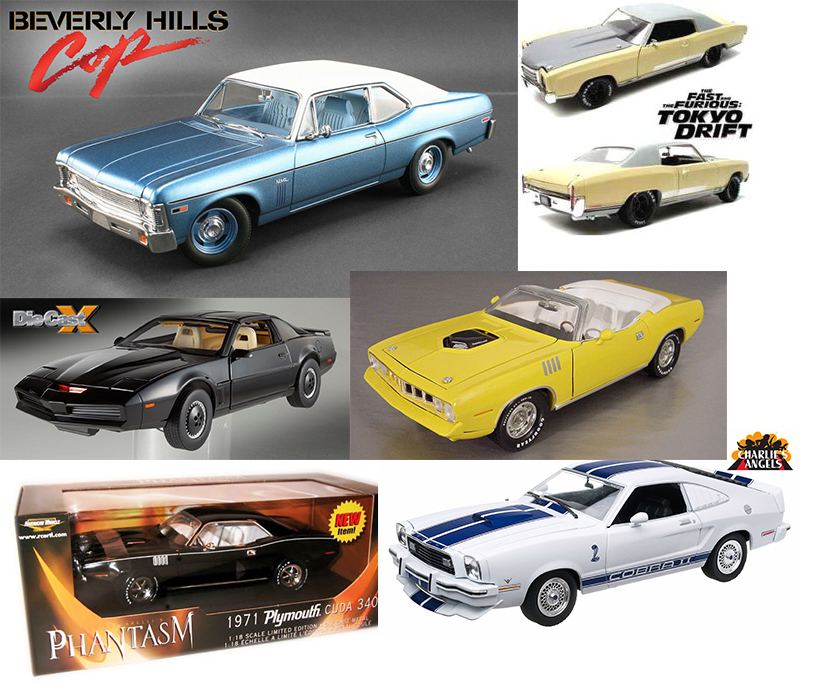 Star-Struck or Star-Crossed: 5 Controversial Movie and TV Diecasts