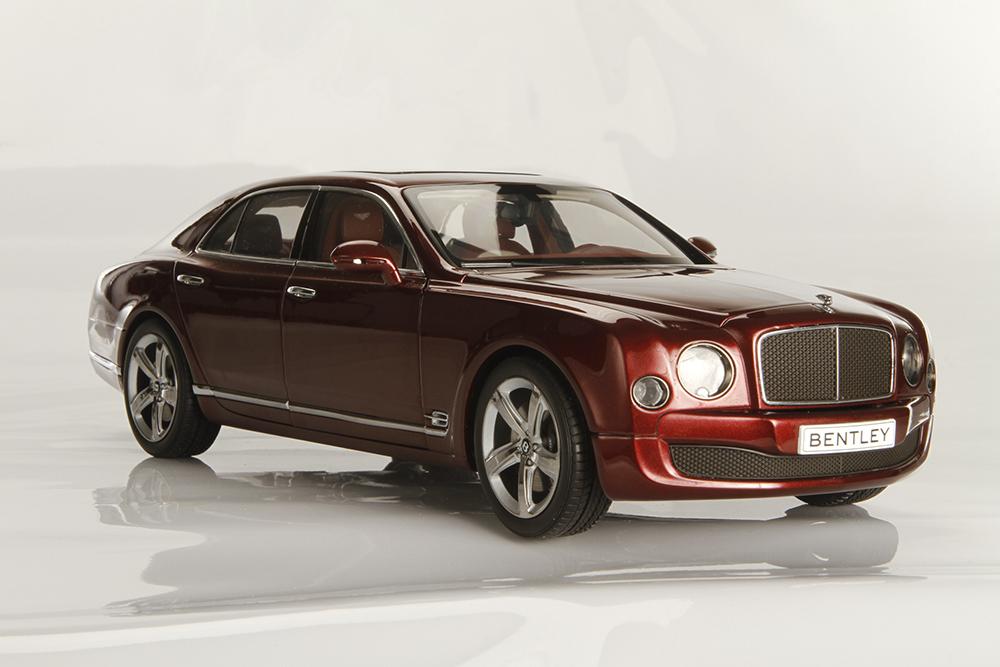 Kyosho, diecast, Bentley, Mulsanne, Speed, luxury, collectible, replica