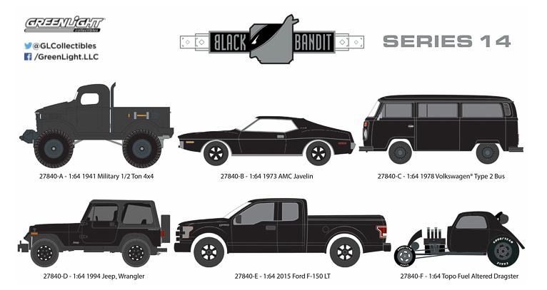 Black Bandit S14