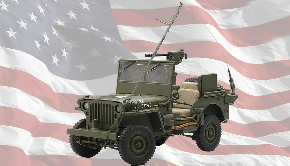 Willys - flag copy