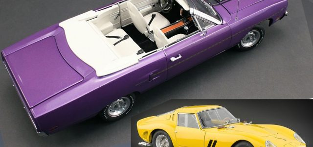 5 Great Gift ideas for Diecast Collectors