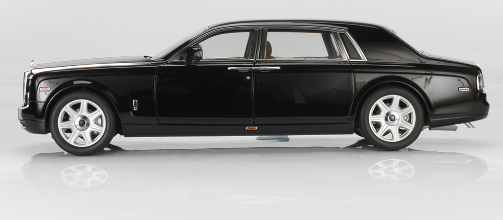 Online Exclusive Review 1 18 Kyosho Rolls Royce Phantom