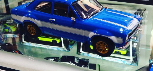Model of the Day: Fast and Furious Twofer