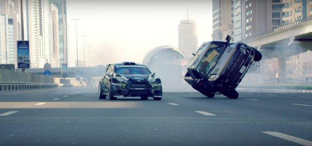 Gymkhana 8 [VIDEO] – The best 9 minutes and 5 seconds of your day.