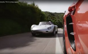 Porsche Past and Present: The Legacy of the 718