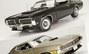 Cougar vs Torino: Classic Ford Muscle from Auto World
