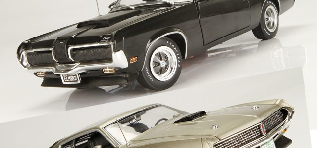 Online Exclusive: Auto World FoMoCo Luxury Muscle Duo