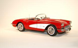AUTOart 1958 Corvette: Chevy's Class Act