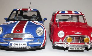 The Mini Mini vs the not-so-Mini
