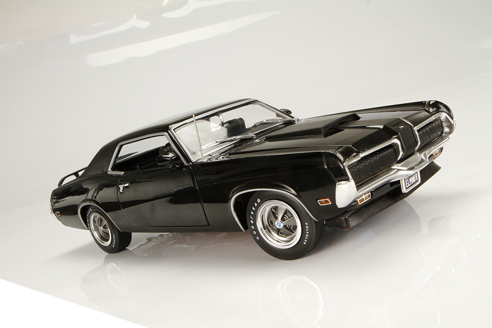 Auto World, Ertl, American Muscle, 1970 Mercury, Cougar, Eliminator, Boss 302, muscle car