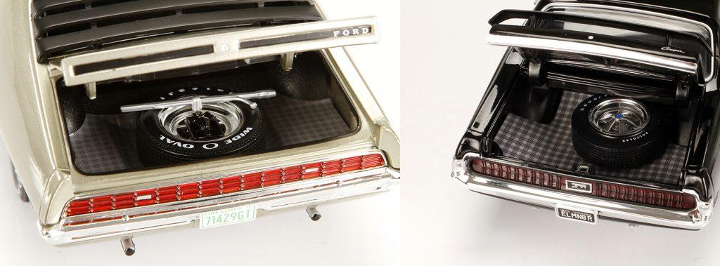 Auto World, Ertl, American Muscle, 1970 Mercury, Cougar, Eliminator, Boss 302, muscle car, Ford Torino, 429 Cobra Jet, 429CJ