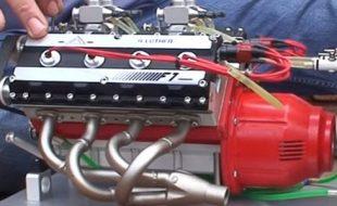 Scale motor magic!
