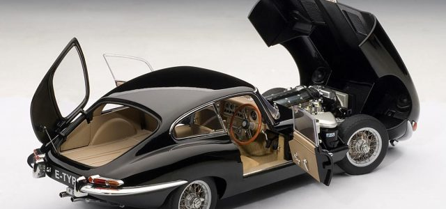Popular AUTOart E-Type Poised to Return