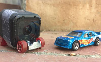 Hot Wheels Stunt Action