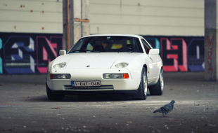 Porsche's coolest, fastest, RAREST 928 heads to auction