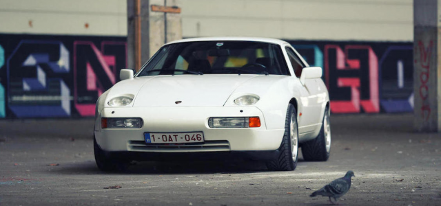 Porsche's coolest, fastest, RAREST 928 heads to auction