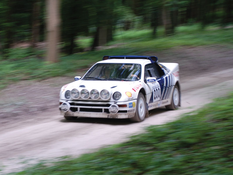 Ford was late to the party when its mid-engine AWD RS200 arrived in '86, but the car was undeniably quick. Its involvement in the tragedy in Portugal was a huge setback, and when the FIA froze development of Group B cars midway through the '86 season, Ford pulled the plug.