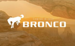 It's Official: Ford Bronco Returns for 2020!