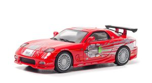 86204 - 1-43 Fast and Furious - 1993 Mazda RX-7 - The Fast and The Furious (2001)
