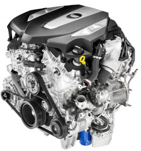 2016 3.0L V-6 AFM VVT DI Twin Turbo (LGW) for Cadillac CT6