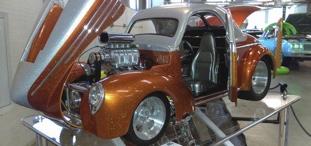 Custom 1/8-scale '41 Willys