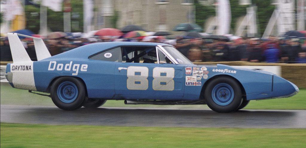 SB2c - Dodge Test Mule glotzbach and Baker