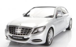 ONLINE EXCLUSIVE: AUTOart 2016 Mercedes-Maybach S600